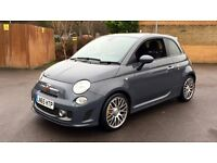 FIAT 500 595 ABARTH LOW MILEAGE FULL HISTORY