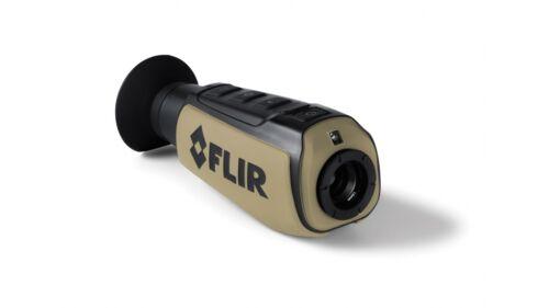 Flir Scout Iii 640 Thermal Imager Handheld Camera Monocular 431-0019-31-00