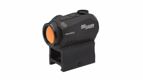 Sig Sauer Romeo5 Compact Red Dot 1x20mm 2 MOA Dot Reticle - SOR52001
