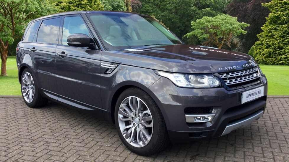 Range Rover 3.0 2017 wheels with tyres