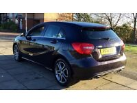 2014 Mercedes-Benz A-Class A180 CDI BlueEFFICIENCY