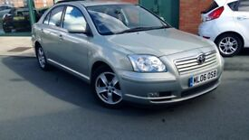 TOYOTA AVENSIS 1.8 VVT-i T3-X Manual 5dr Hatchback **ONE OWNER FROM NEW*FULL TOYOTA VISUAL REPORTS**