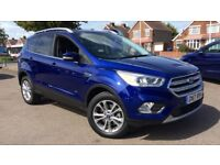 Ford kuga 2017 breaking all parts blue