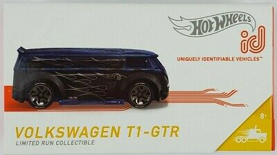Hot Wheels ID Volkswagen T1-GTR Limited Edition 1/64 Series 2
