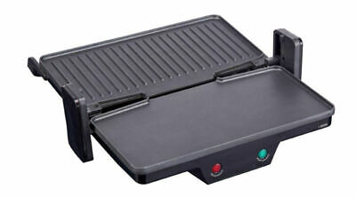 Plancha grill para asar doble 1000W Jata GR266. Grill