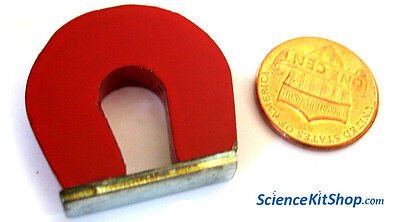 Alnico Horseshoe Magnet 1 With 4lb Pull Available In Wholesale Quantities
