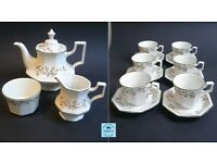 Eternal beau tea set