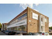 North Acton - Office space, meeting rooms, gym, showers, parking, bike racks, games room - Coworking