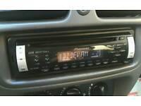 Pioneer 50x4 car headunit car stereo radio cd player & mp3 player