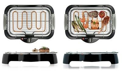 Barbacoa parrilla Electrica Taurus 2000 W, superficie de cocinado 42 x 22...