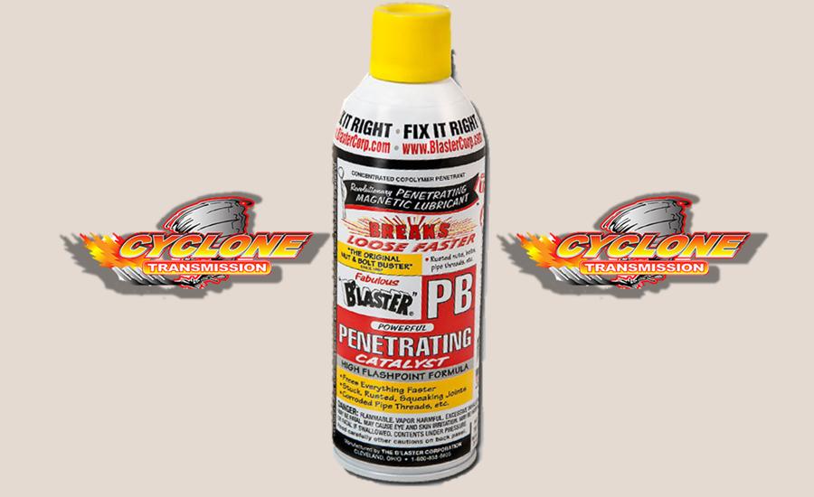11 Oz Blaster 16-PB Anti-Rust/Corrosion Penetrating Catalyst Lubricant Oil Spray