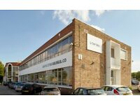 North Acton - Office space, meeting rooms, gym, showers, car parking, bike racks, games room
