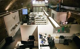 Private studio / creative / office 568 sq ft - stunning mezzanine, Shoreditch, fibre broadband