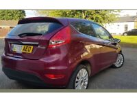 Ford Fiesta titanium mint condition 1 owner full service