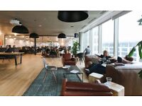 A SWISH ,CREATIVE OFFICE SPACE FOR RENT AT MOORGATE LONDON