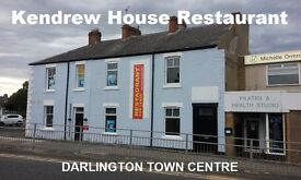 Are you living in Darlington and dream of running your own restaurant/cafe business?