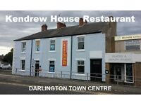Restaurant/cafe in Darlington Town Centre, fully refurbished and ready to open
