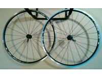 Wheelset and tyres
