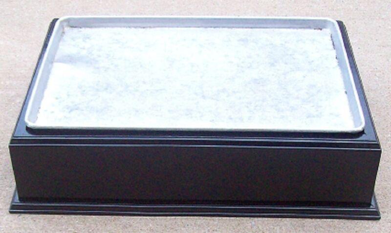 Restaurant Equipment Bar Supplies USED FULL SIZE SHEET PAN HOLDER SERVING LINE