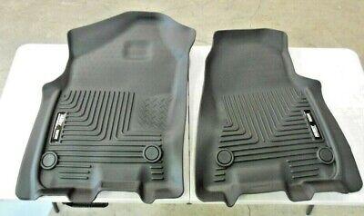 SALE Husky Liners Weatherbeater FRONT Floor Liners Mats for 19-Up Dodge RAM 1500