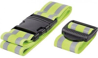 2PC High Visibility Reflective Arm Band Strap Running Gear reflective high viz
