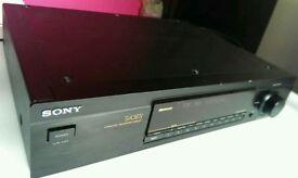 Sony SA3ES FM Tuner - High end ES range