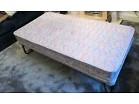 Single bed - folding, rollaway guest bed