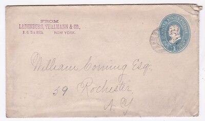 Ladenburg  Thalmann   Co   New York Unknown Year