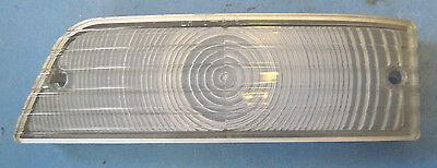 1958 Ford parking light lens left side new never used