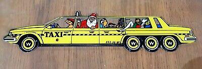 Taxi pinball machine limousine plastic limo