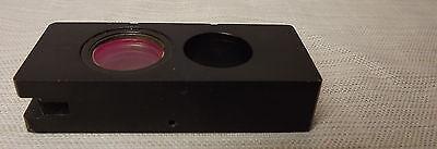 Leitz Microscope Pol Slide 553454 - Slider