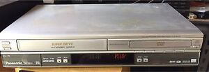 Panasonic DVD VCR Combo Player VHS Video Cassette Recorder Stanhope Gardens Blacktown Area Preview