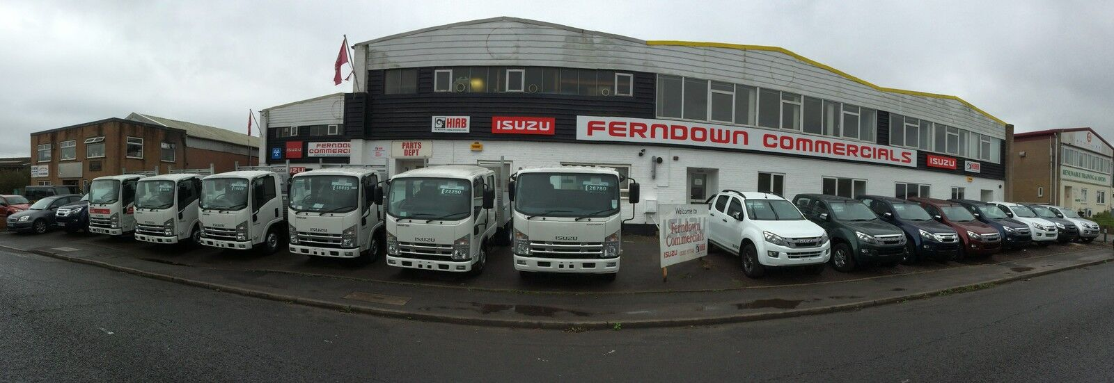 Ferndown Commercials LTD