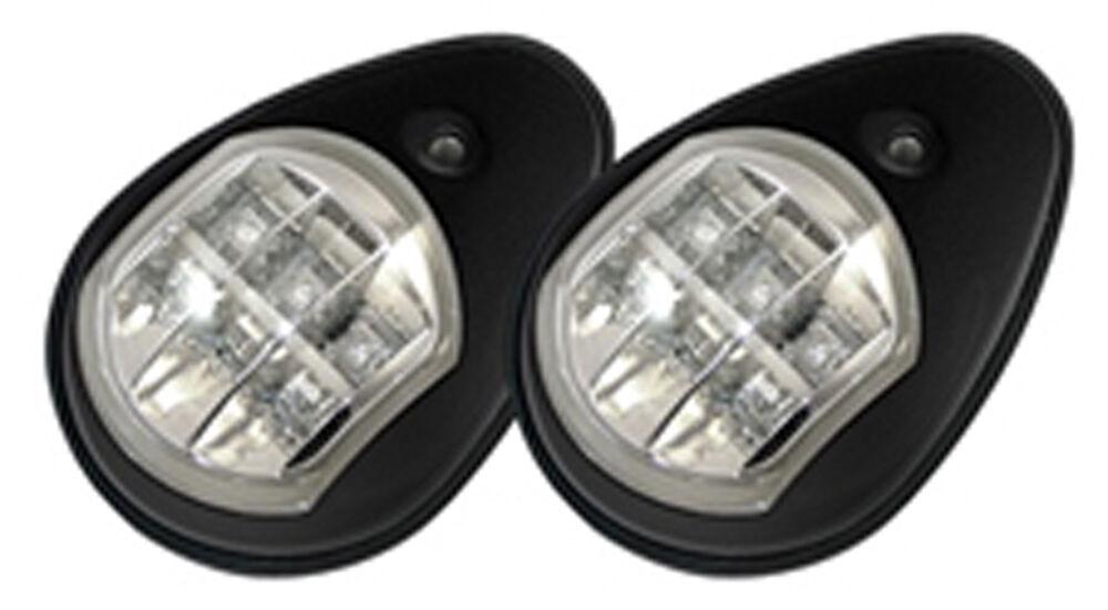 Boater Sports Black LED Side Lights - 51213