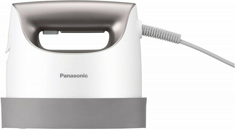 NEW Panasonic Clothes steamer NI-CFS750-S big capacity model silver 100V Japan