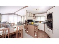 **TOP SPEC STATIC CARAVAN FOR SALE ON NORTH WALES' PREMIER BEACHSIDE HOLIDAY PARK
