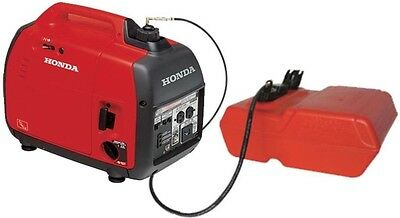 Portable Honda Generator - CARB - 120V - 2000W - 2.5 HP - Extended Fuel System