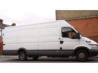 Looking for Part-Time or Full time Van Driver - In North London - Job Available Now.