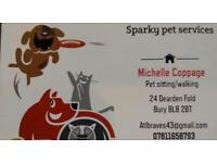 Sparky pet services