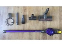 Dyson V6 Animal Cordless Vacuum Cleaner - Moving sale