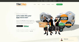 MOVING? (SAVE Up To 70% Off Removals) : 1 Van 1 Man®