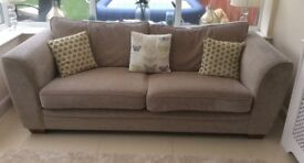 Sofa and 2 Arm Chairs