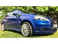 72K 12 MTHS MOT 2006 FIAT GRANDE PUNTO TURBO DIESEL 170 BHP 6 SPEED 6 MTHS WARRANTY