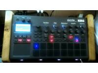 Korg Electribe 2 Sample Dance Music Station with wooden ends