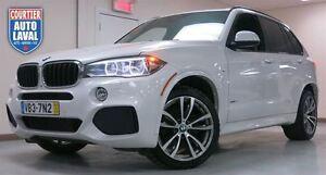 2014 BMW X5 35i-PACK M-CUIR-TOIT PANO-NAV