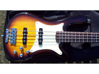 Warwick Streamer CV 4 - German Pro Series