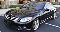 2009 Mercedes-Benz CL550 4MATIC -- A.M.G SPORT PKG -- COUPE -- C