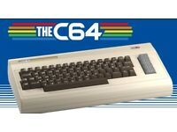 Commodore 64 Maxi - Immaculate + 480 Games