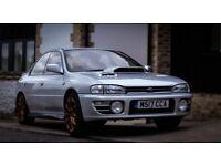 1995 Subaru WRX JDM