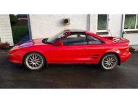Toyota Mr2 Turbo Jap Import- Almost Full Documentation and History